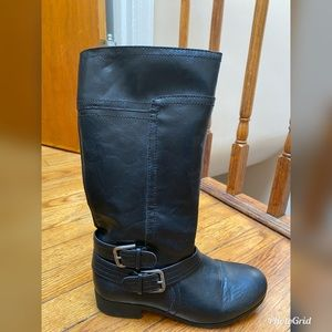 Girls Nine West Riding Boots!